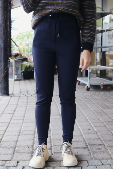 Miley 540 Navy Bend Pants