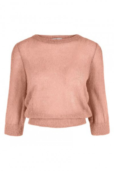 Cecile Top Dusty Coral
