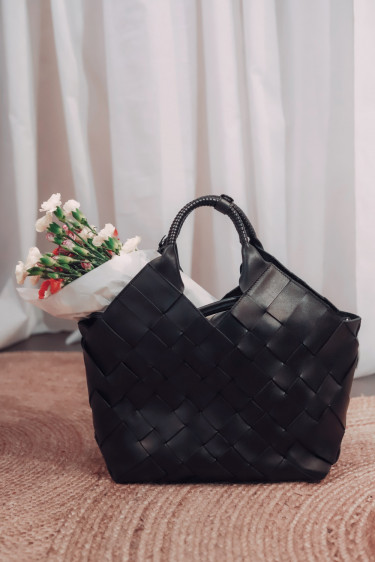Misu Large Bag Black