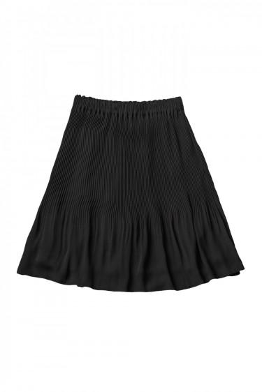 Miami Short Skirt Black