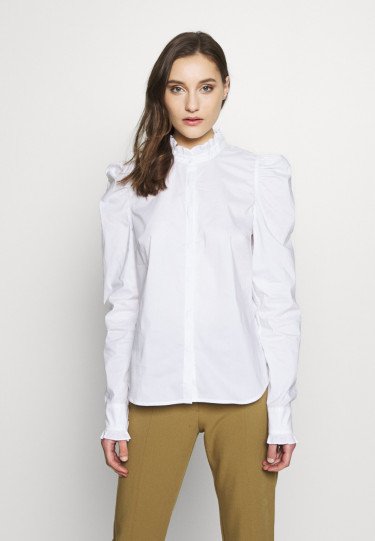Hania Shirt White
