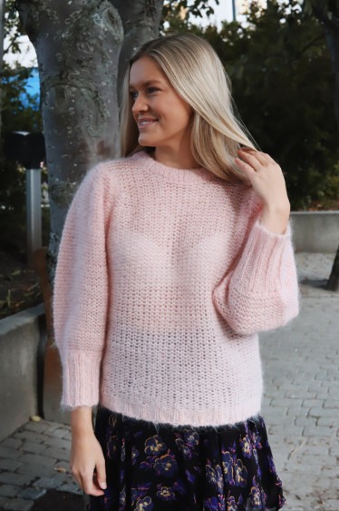 Tamira Sweater Peachskin