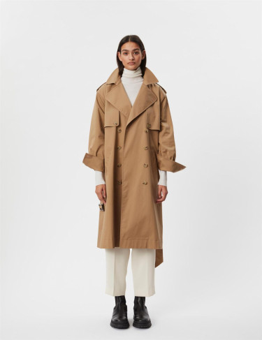 Bon Voyage Coat Cat Eye