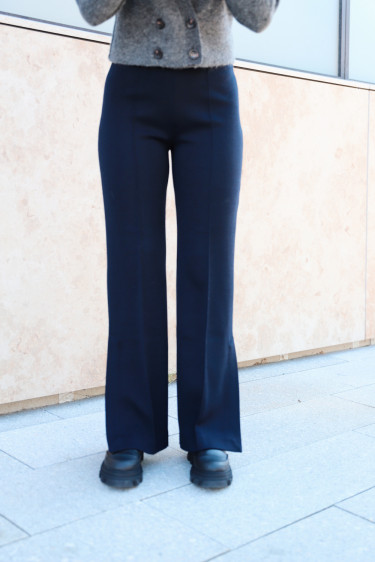 Wagner Delighted Wool Pants MARITIME BLUE
