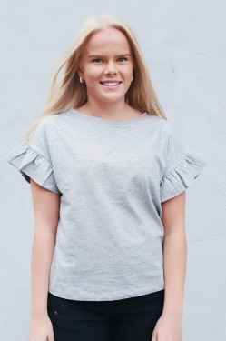 Flashes T-shirt Medium Grey