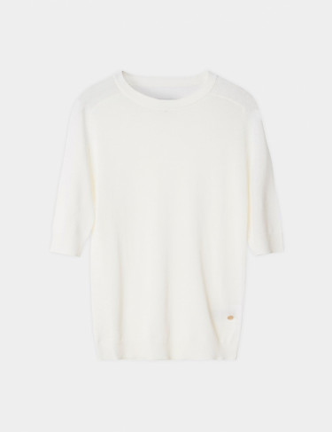 DAY Whitney Top Ivory Shade