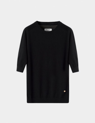DAY Whitney Top Black