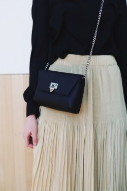 Cleva Small Pouch Black