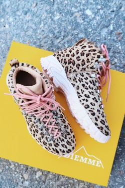 Maser Hiker Leopard Haircalf
