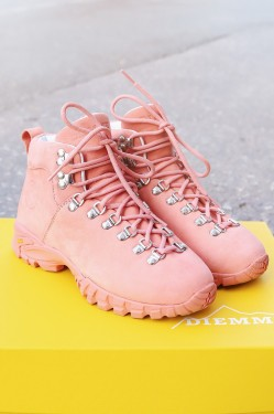 Maser Hiker Dusty Pink Nubuck