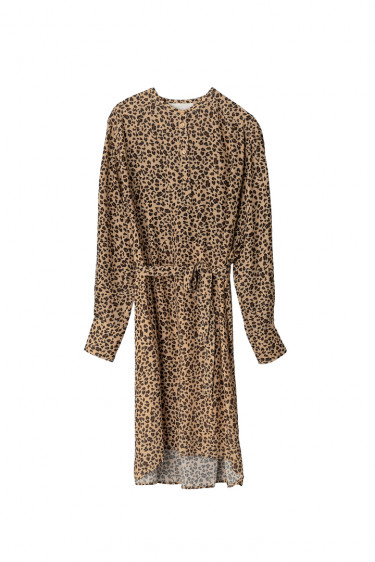 Nanna Dress classic mini leopard