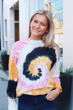 Kelly Sweater Tie Dye