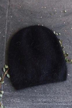 NORTH STAR Hat Jet Black