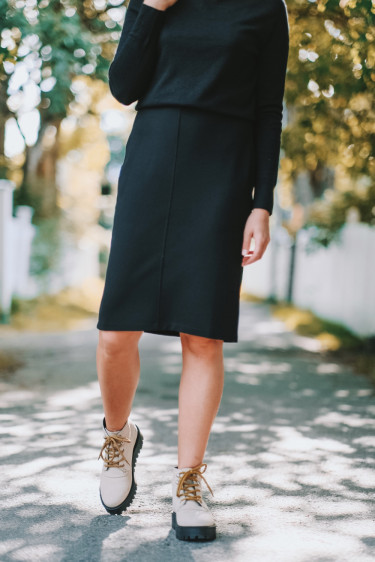 Esther Skirt Black