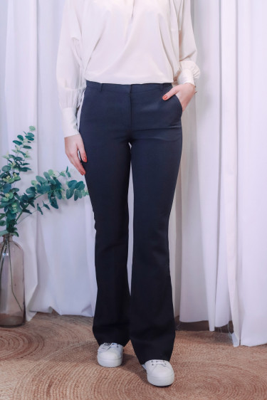 Clara 285 Long Pants Navy Glow