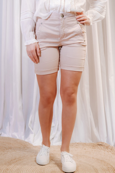 Jolie 402 Shadow Gray Shorts