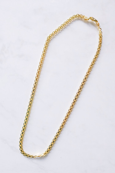 Woods Bismark Necklace Gold
