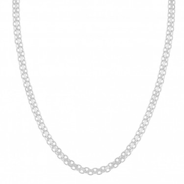 Woods Bismark Necklace Silver