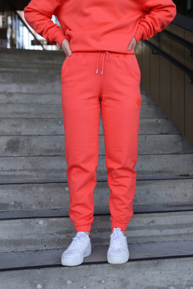 Hanger Trousers Coral