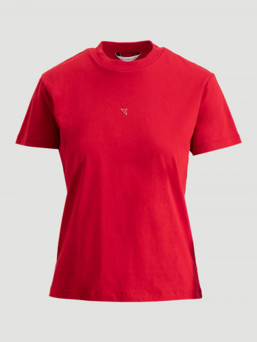Suzana tee Red