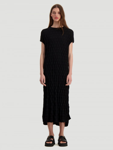Gate Dress Black