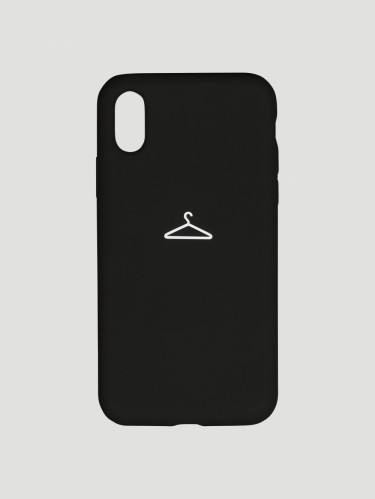 iPhone Cover Black X