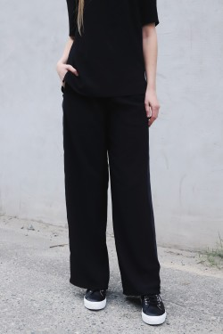 Moja Trouser Black