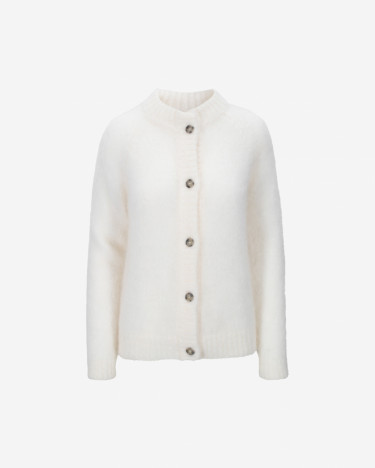 Monty Cardigan WRP Offwhite