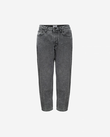 Terrence Tomboy Jeans Washed Black