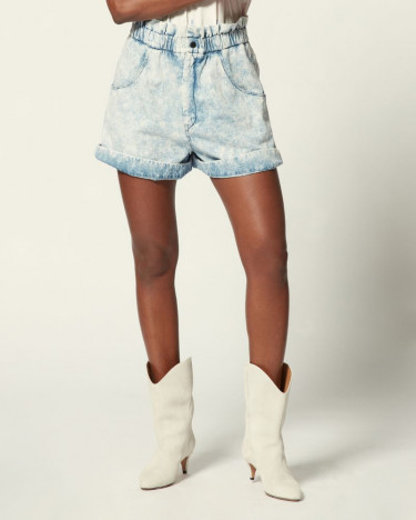 Itea Shorts Blue