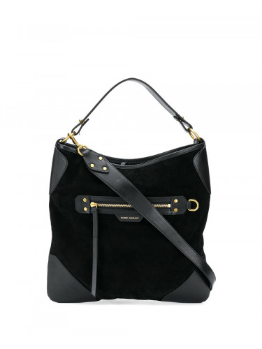 AMUKO SADDLE BAG Black