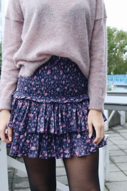 NAOMI Skirt Midnight