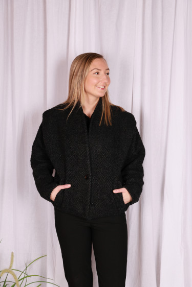 DROGO JACKET ANTHRACITE