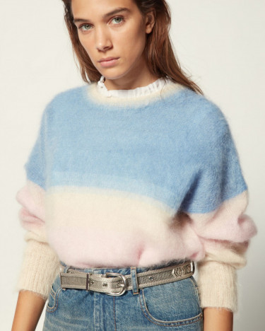 Drussell Pullover Blue