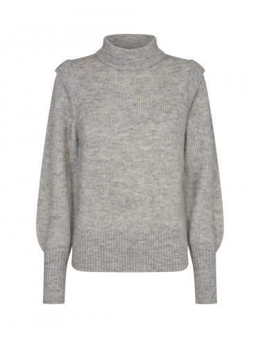 CILLE 20 Pullover Grey
