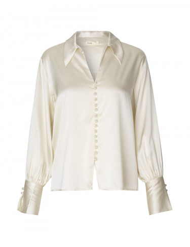 Dakota 20 Blouse Offwhite