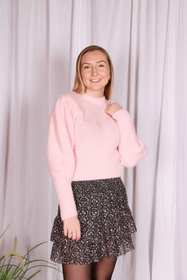 Mindy Pullover Cotton Candy