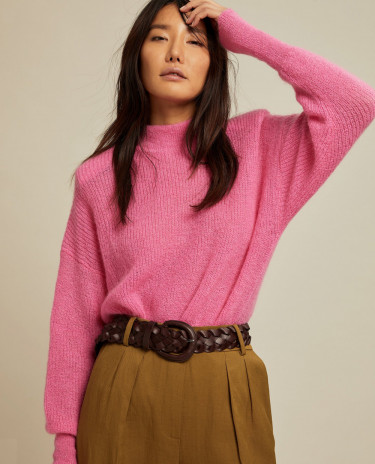Lee Pullover Ultra Pink