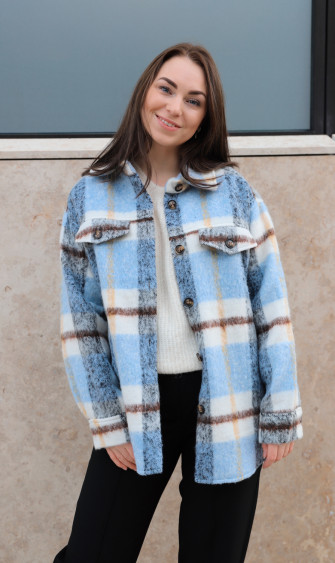 Rellina Outerwear Ice Blue