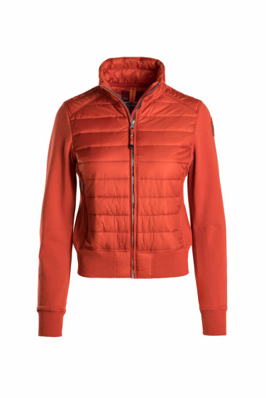Rosy Jacket Spicy Orange