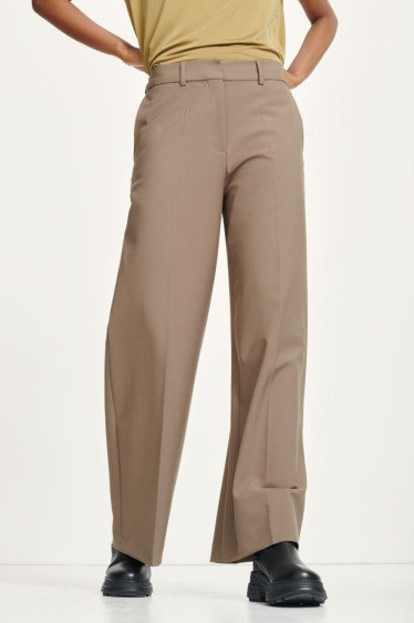 Zepherine trousers BLACK OLIVE