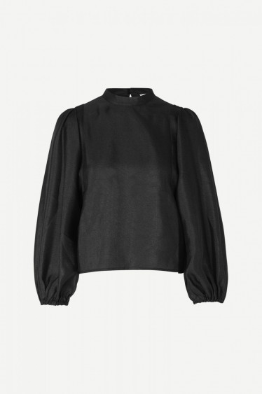 Harriet blouse black