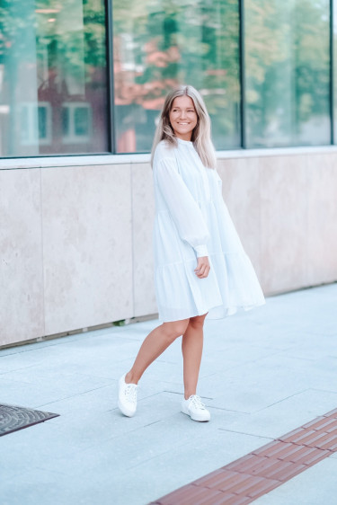 Margo Shirt Dress Plein Air