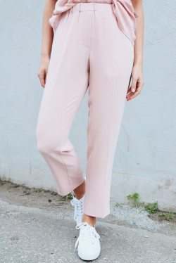 Hoysa Trousers Pale Mauve