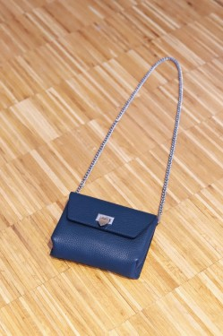 Cleva Small Pouch Denim