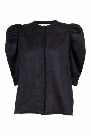 Helga Blouse Black