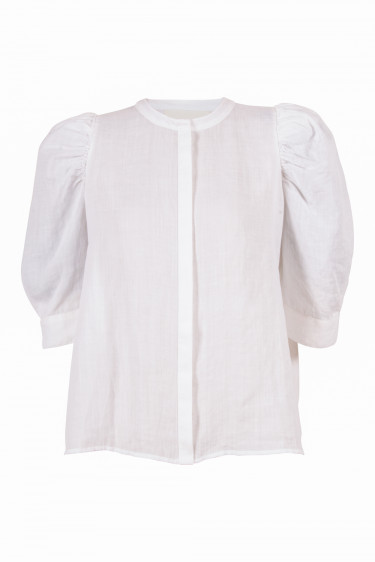 Helga Blouse White