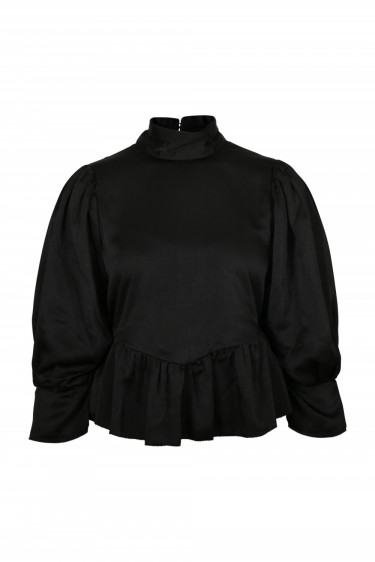 Nessi Blouse Black