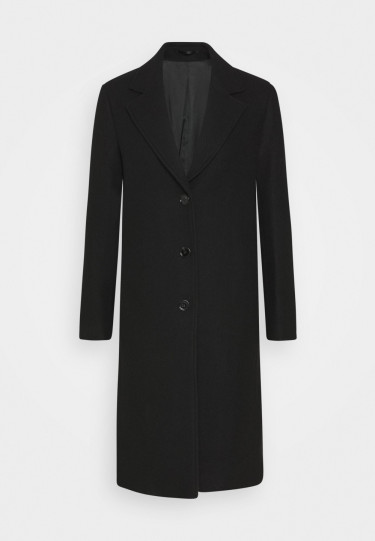 Barnsbury Coat Black